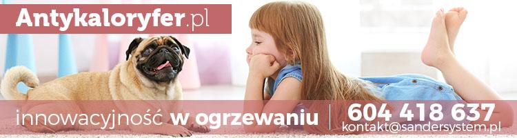 Podłogówka w Krakowie