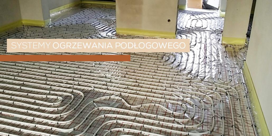 Montaż ogrzewania podłogowego krok po kroku