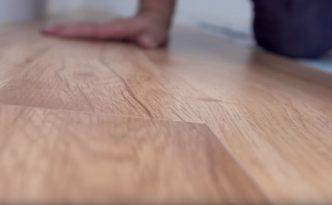 zapowietrzone ogrzewanie podłogowe