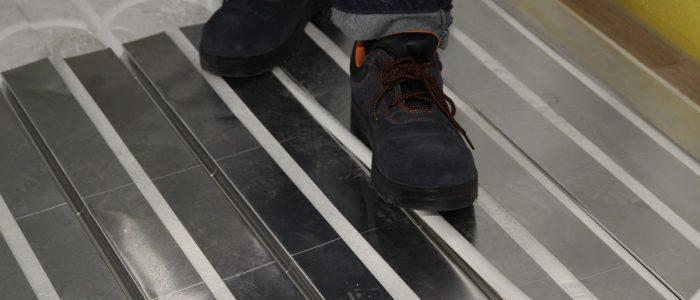 instalacje ogrzewania podłogowego